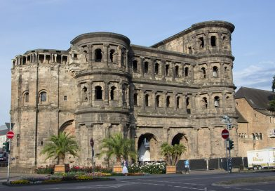 TRIER, THE «SECOND ROME»